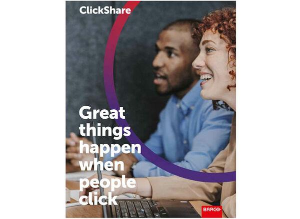 ClickShare Broschüre