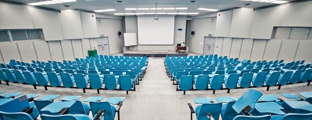 Medientechnik Hörsaal