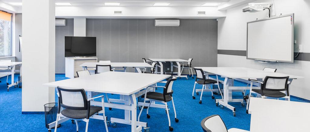 Medientechnik Schule Klassenzimmer