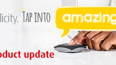 Das neue Clickshare Firmware Update
