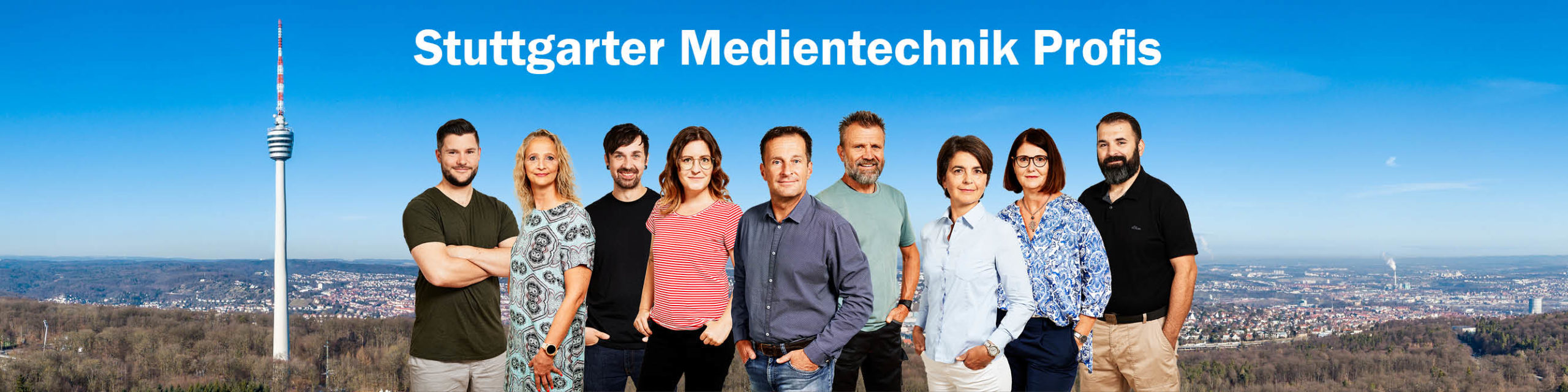 Stuttgarter Medientechnik Profis: beamer & more Mitarbeiter(-innen)