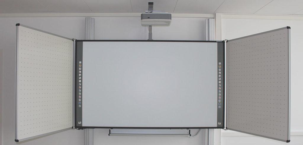 Realschule Remshalden interaktives Whiteboard